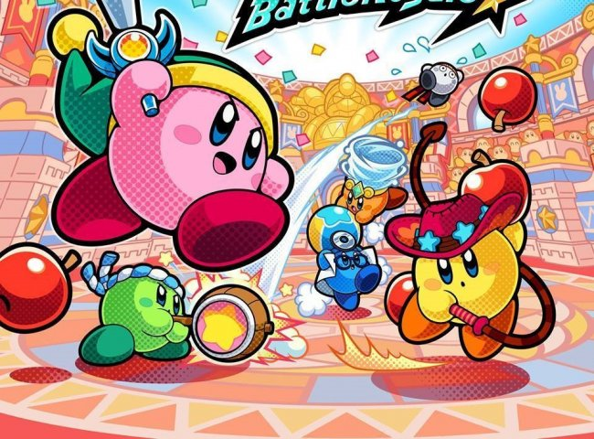 Nintendo prepara Kirby Fighters 2 para Switch