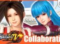 Dead or Alive 6 añade dos personajes DLC de King of Fighters