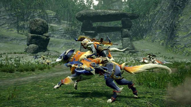 Monster Hunter Rise - impresiones con la demo