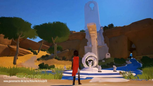 Primer gameplay largo de Rime para Nintendo Switch