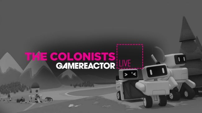 Hoy en GR Live - The Colonists