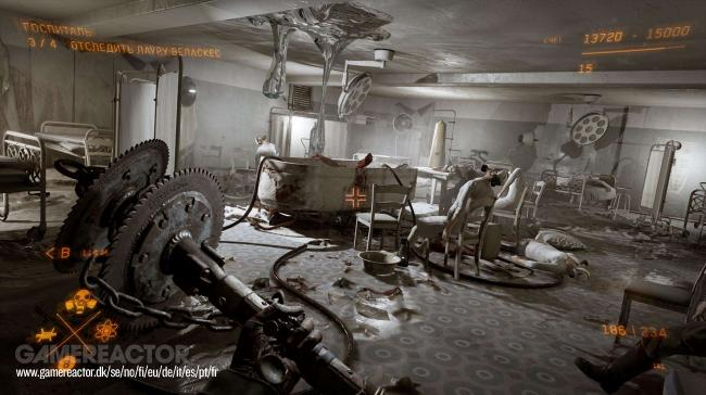 Nuevo gameplay de Atomic Heart se adentra en el shooter aventurero