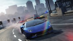 Need for Speed: Most Wanted - contacto Criterion