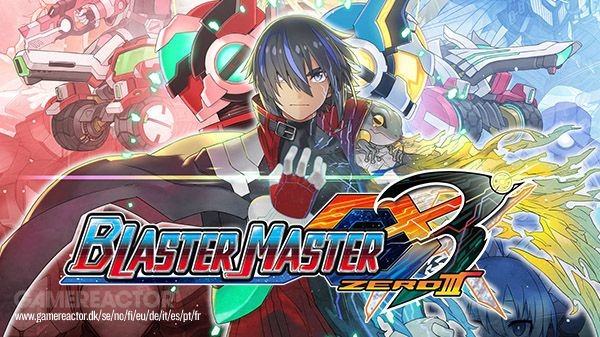 Blaster Master Zero III saldrá en verano para PS4, Switch y PC