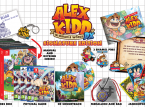 El milagro de Alex Kidd in Miracle World DX se estrena en junio