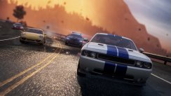 Need for Speed: Most Wanted - impresión final desde Porsche