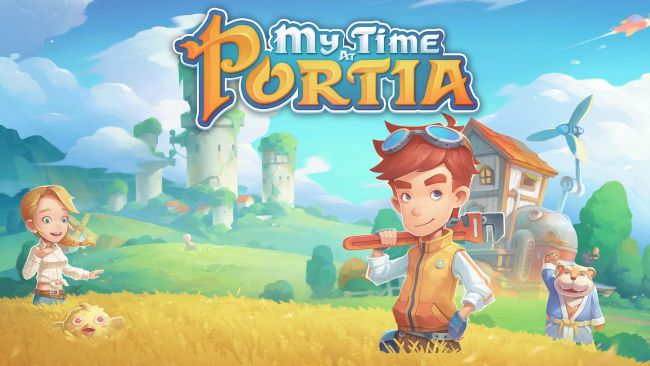A cosechar con My Time At Portia también en iOS y Android