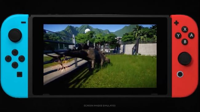 Jurassic World Evolution: Complete Edition - impresiones en Switch