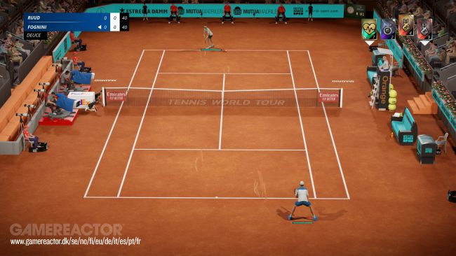 Tennis World Tour 2 - Iguales
