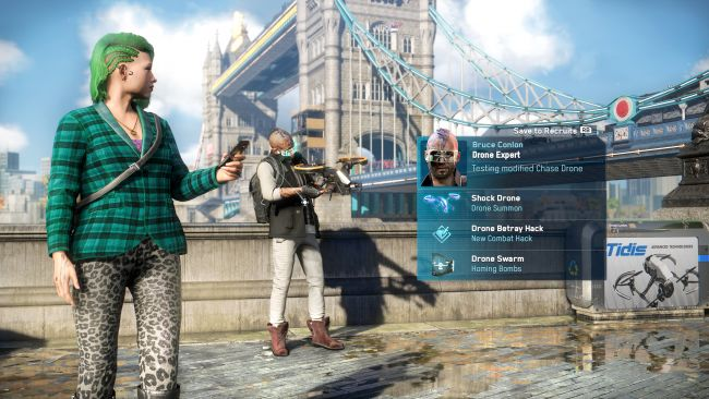 Watch Dogs: Legion - 4 horas revolucionando Londres