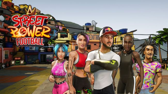 Street Power Football - impresiones