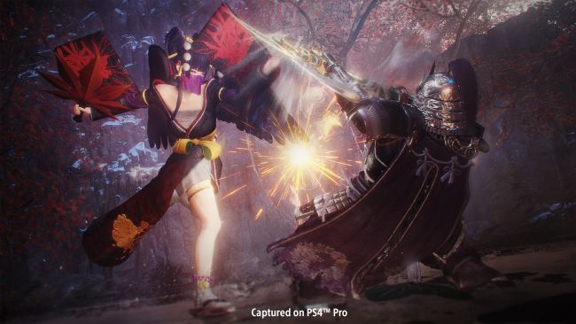 Requisitos para un Nioh 2 PC que llega a 4K y a 120 fps