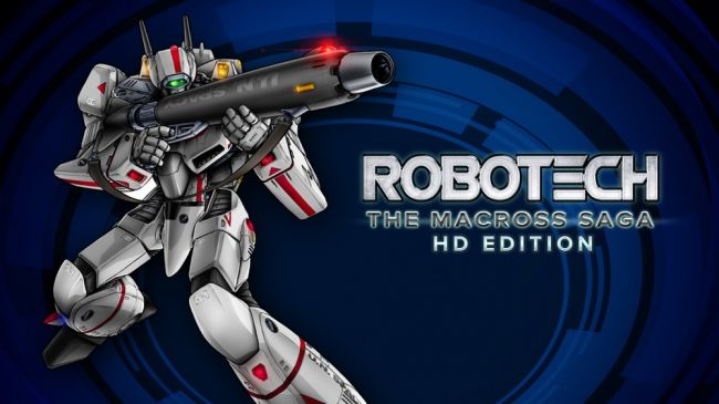 Listo el remaster de Robotech: The Macross Saga
