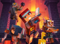 Minecraft Dungeons presume de co-op local a cuatro jugadores