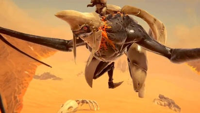 Panzer Dragoon: Remake - PlayStation 4 Trailer