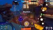 Rocket Arena - Gameplay de Mysteen en el modo Treasure Hunt