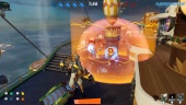 Rocket Arena - Gameplay de Topnotch en el modo Mega Rocket