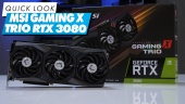 El Vistazo - MSI GeForce RTX 3080 Gaming X Trio